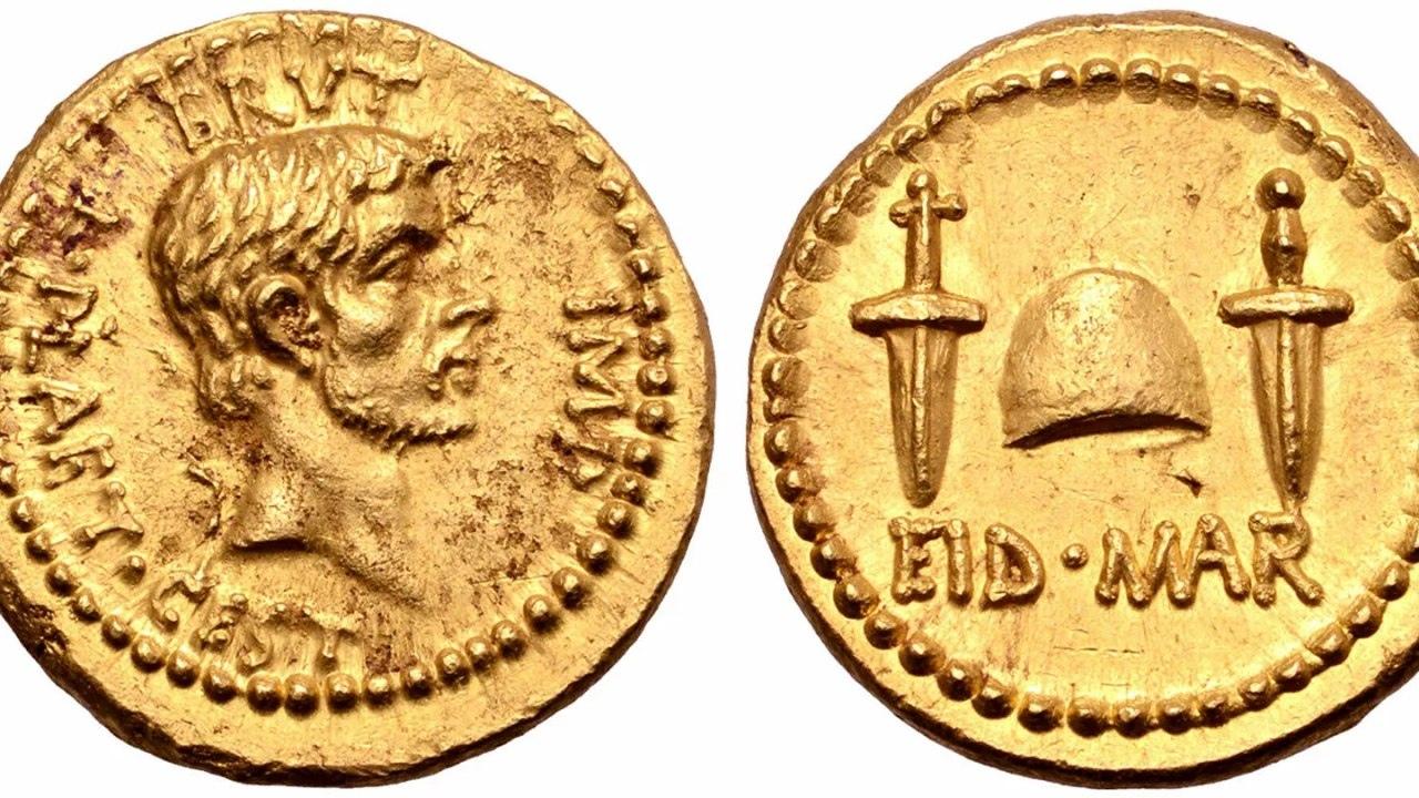 Уникальная монета продана на аукционе Roma Numismatics