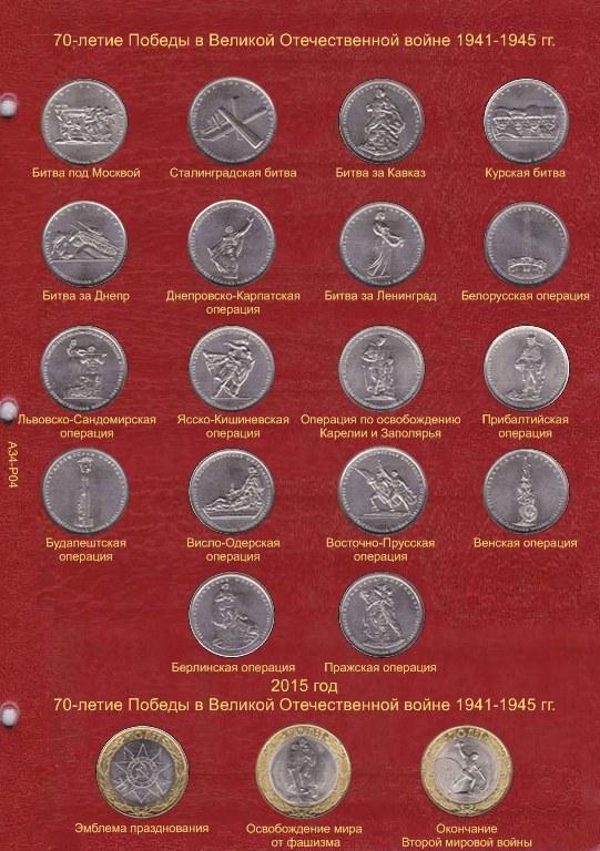 Список юбилейных монет россии в картинках