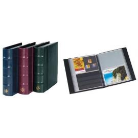 Альбом для почтовых открыток CL PK, с листами. Leuchtturm