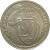 СССР 20 копеек 1933 AU-XF