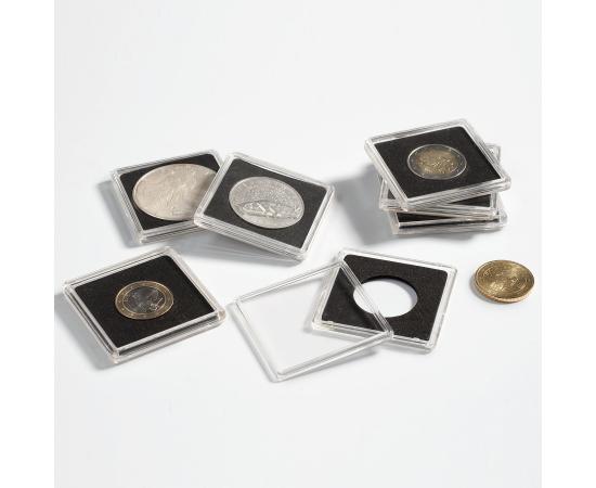 Капсула QUADRUM для монет - 37 мм. Leuchtturm, #330823