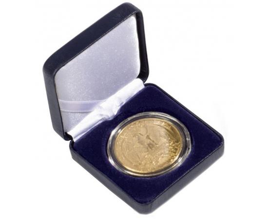 Коробка Nobile 46 BL, на 1 монету. Leuchtturm