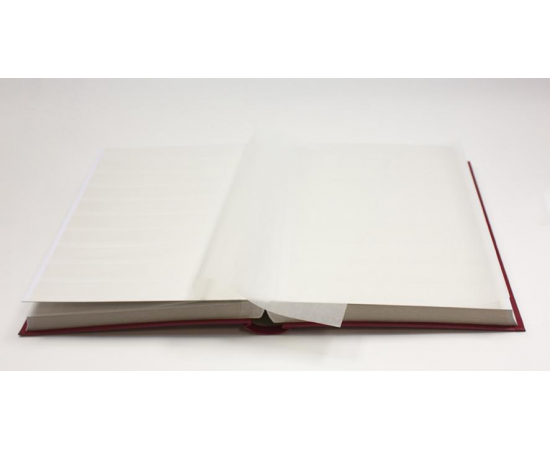 Альбом для марок BASIC, DIN А4, на 64 страницы (белые). Leuchtturm