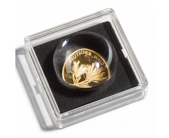 Капсула MAGNICAPS с лупой для монет - 17 мм. Leuchtturm, #346139