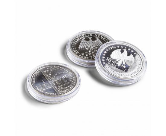 Капсула Caps Ultra 32,5 без ободка для монет - 32,5 мм. Leuchtturm, #345040