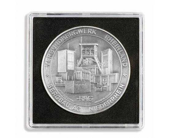 Капсула QUADRUM XL для монет - 52 мм. Leuchtturm, #341171