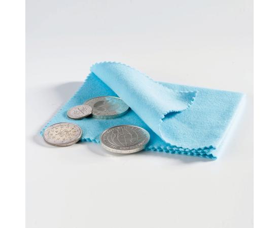 Ткань для чистки и полировки монет. Delu Ako Minky