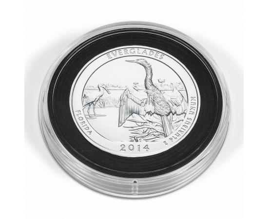 Капсула Caps XL для монет - 53-101 мм. Leuchtturm, #347616