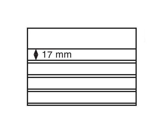 Планшетка для марок EKC6D/4S. Leuchtturm